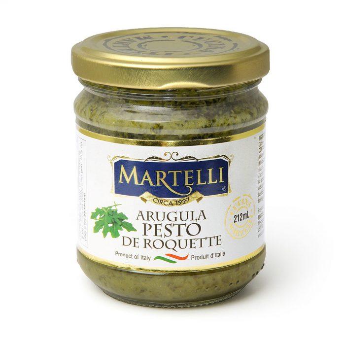 Martelli Arugula Pesto 212mL (MAR0118)
