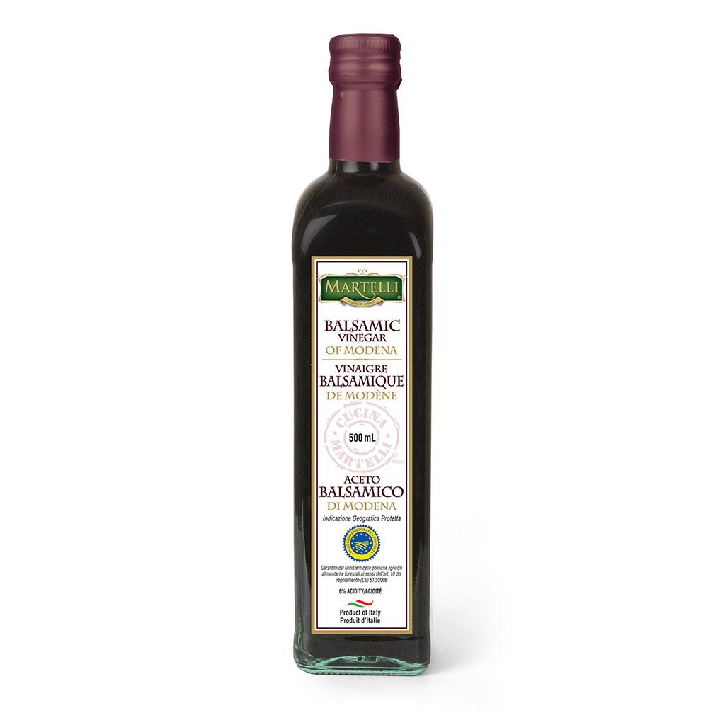 martelli balsamic vinegar 12x500ml this everyday balsamic vinegar is ...