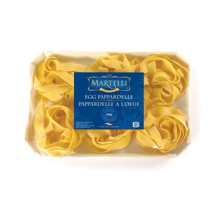 Martelli Egg Pappardelle Pasta 250g
