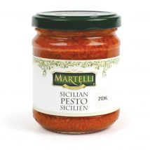 Martelli Sicilian Pesto 212mL (MAR0119)