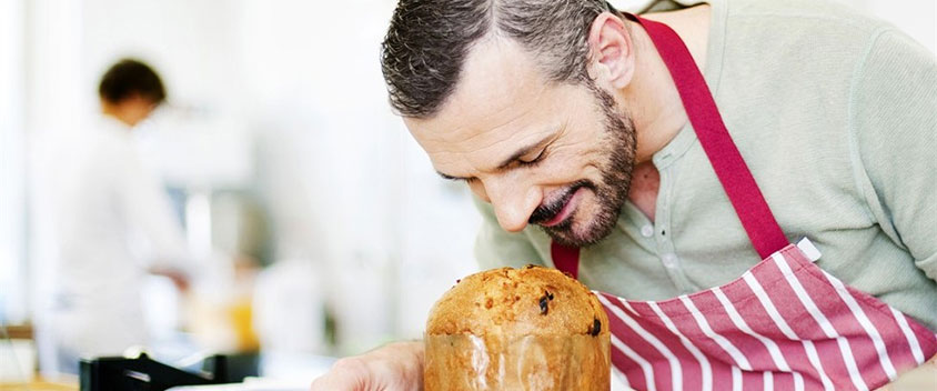 Vanity Fair's Best Homemade Panettone