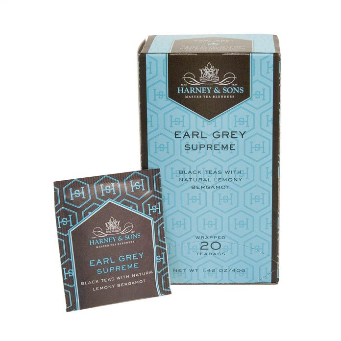 Harney Earl Grey Supreme 20ct