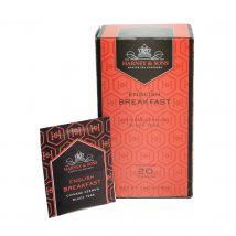 Harney English Breakfast 20ct