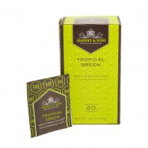 Harney Tropical GreenTea 20ct