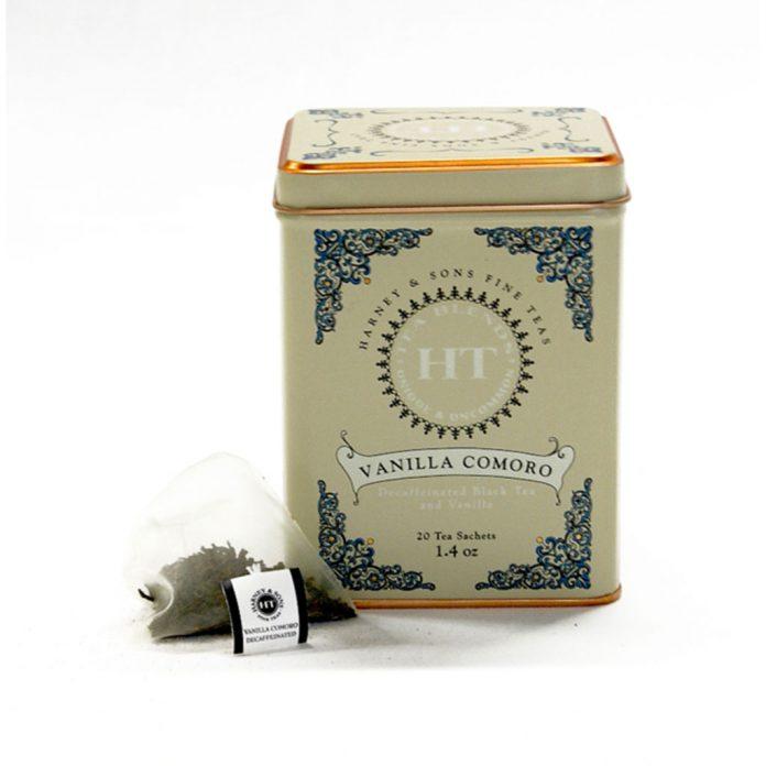 Harney Vanilla Comoro 20ct