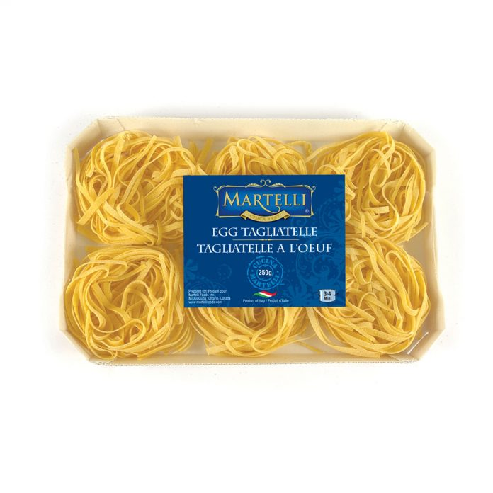 Martelli Egg Tagliatelle Pasta 250g MAR0311