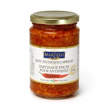 Martelli Hot Antipasto Calabrese 314mL MAR0128