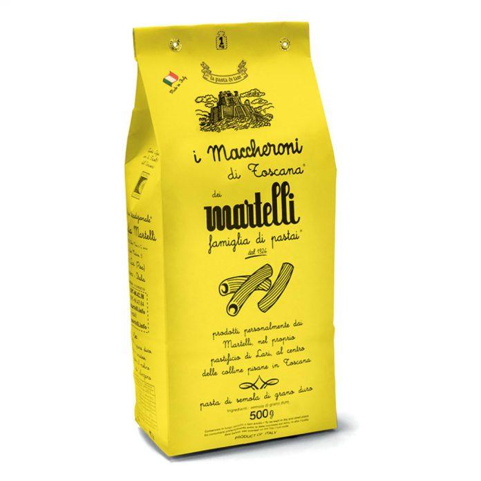 Martelli Maccheroni 500g MRT0045