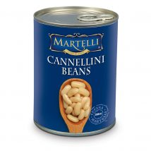 Martelli New Cannellini Beans 398mL MAR0281