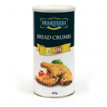 Martelli Plain Bread Crumbs 425g MAR0370
