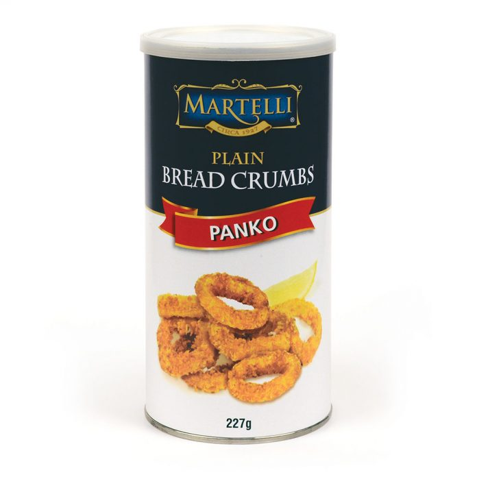 Martelli Plain Panko Bread Crumbs 227g MAR0373