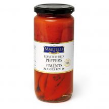 Martelli Roasted Red Peppers 500mL MAR0200