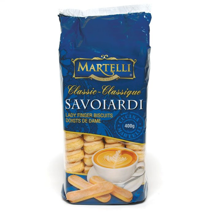 Martelli Savoiardi 400g MAR0505