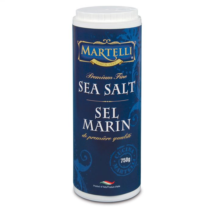 Martelli Sea Salt 750g MAR0465