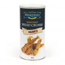 Martelli Seasoned Panko Bread Crumbs 227g MAR0374