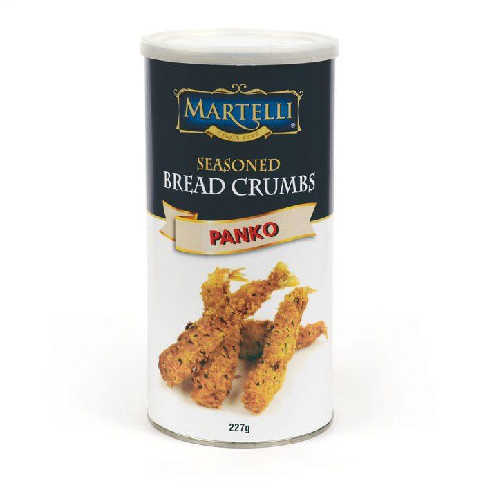 Martelli Seasoned Panko Bread Crumbs 227g MAR0374