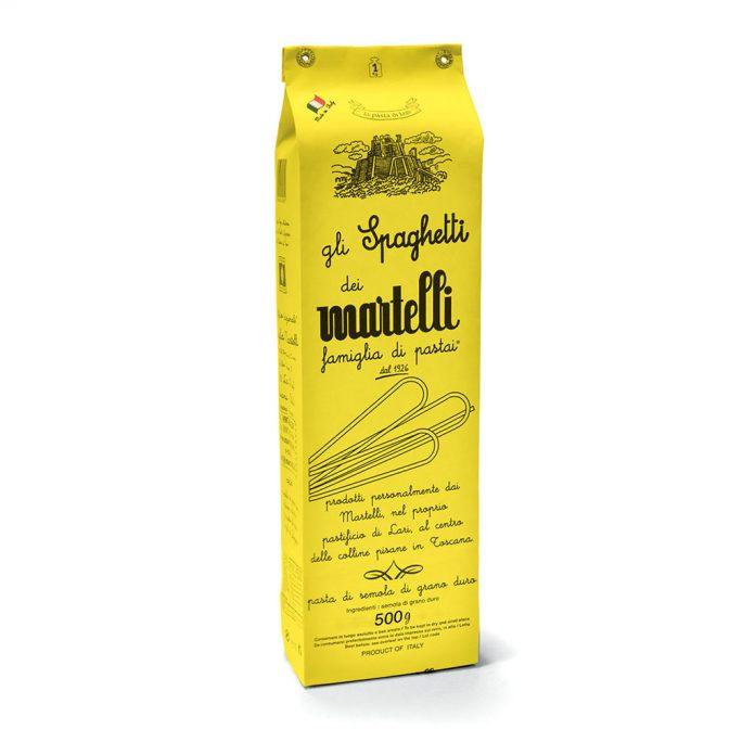 Martelli Spaghetti 500g MRT0014