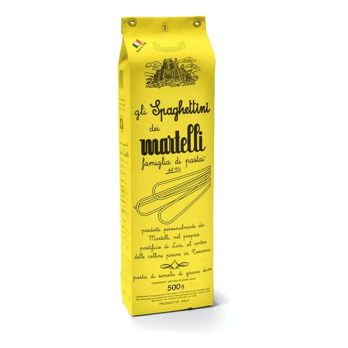 Martelli Spaghettini 500g MRT0038