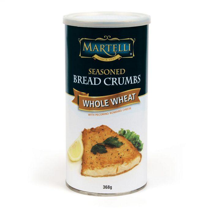 Martelli Whole Wheat Bread Crumbs 368g MAR0372