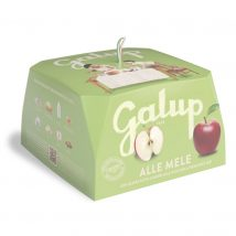 Galup with Apple