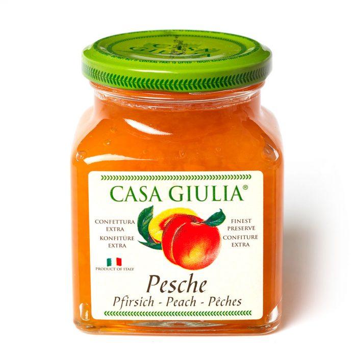 Casa Giulia Peach Jam