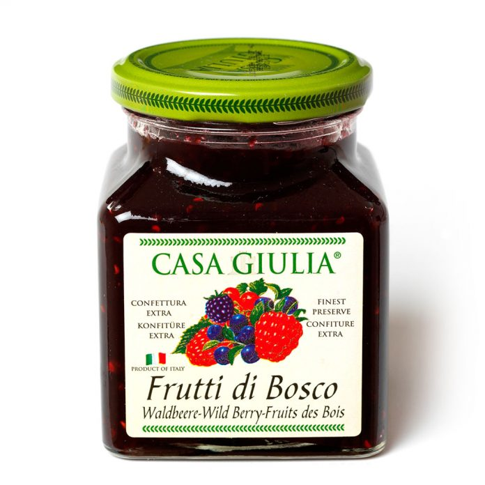 Casa Giulia Wildberry Jam