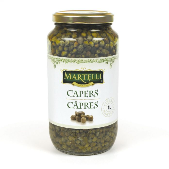 Martelli Capers 1L