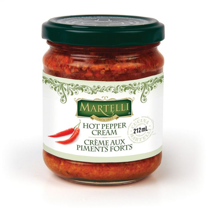Martelli Hot Pepper Cream