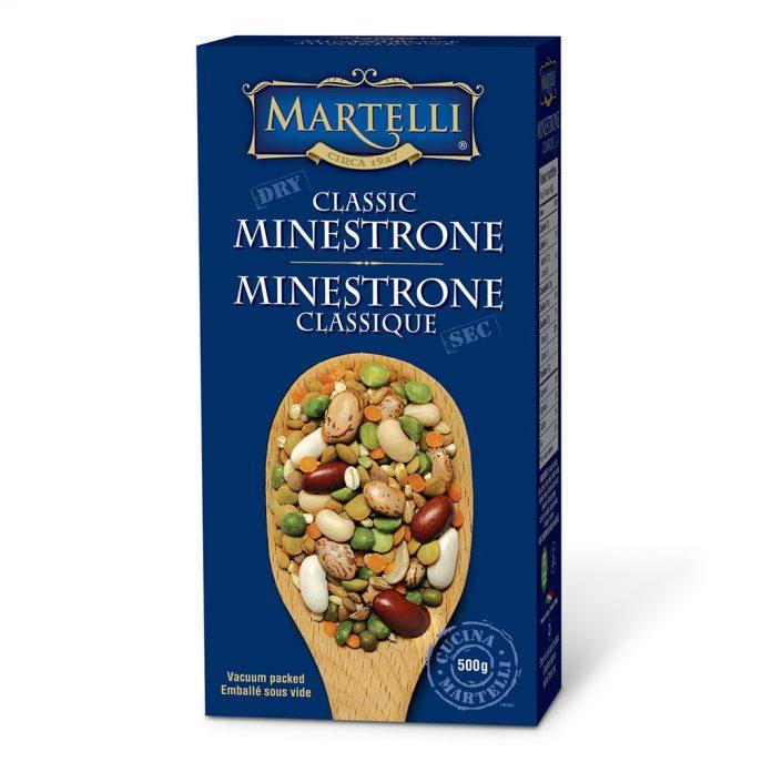 Martelli 500g Classic Minestrone