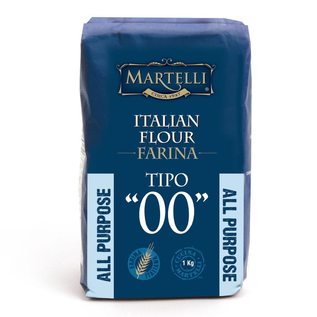 "Martelli Tipo ""00"" All Purpose Flour - Martelli Foods Inc."