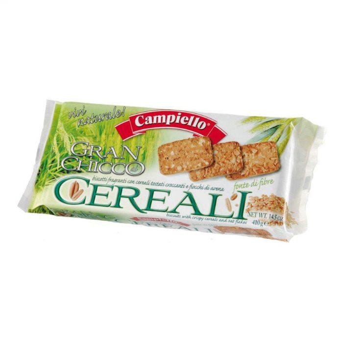 Campiello Gran Chicco Cereali 410g (CAM13120)