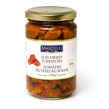 Martelli Sun Dried Tomatoes 314mL (MAR0110)