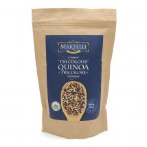 Martelli Organic Tri Colour Quinoa 454g (MAR0389)