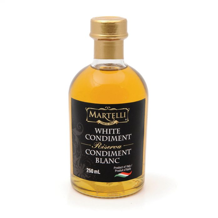 Martelli White Balsamic RESERVE Vinegar 250mL (MAR0422)