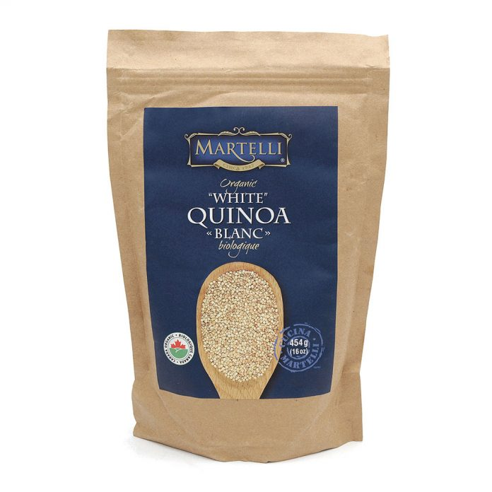 Martelli Organic White Quinoa 454g (MAR0388)