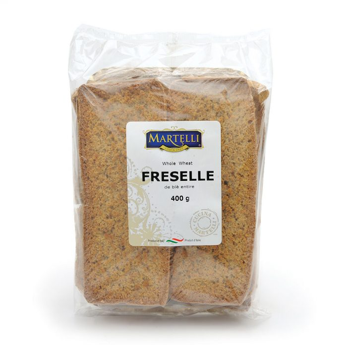 Martelli Whole Wheat Freselle 400g (MAR0355)