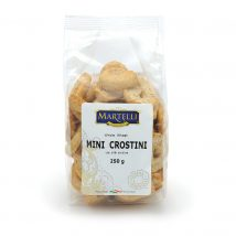 Martelli Whole Wheat Mini Crostini 250g (MAR0352)