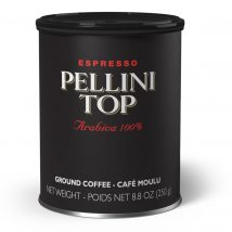 Pellini Top 100% Arabica Tin ground