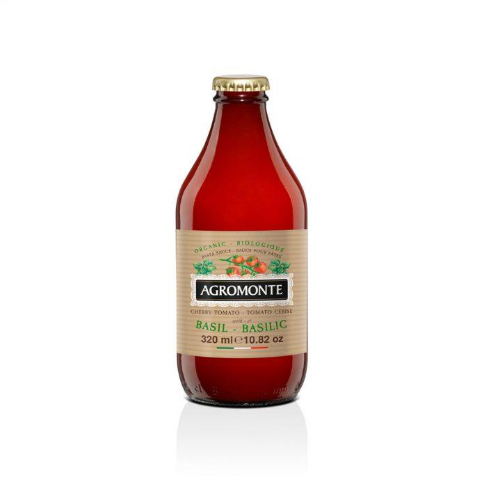 Agromonte Organic Cherry Tomato Sauce - Basil AGR0906