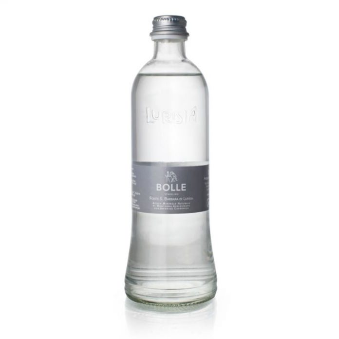 Lurisia Sparkling water Bolle LUR52461