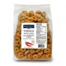 Martelli Taralli With Chili