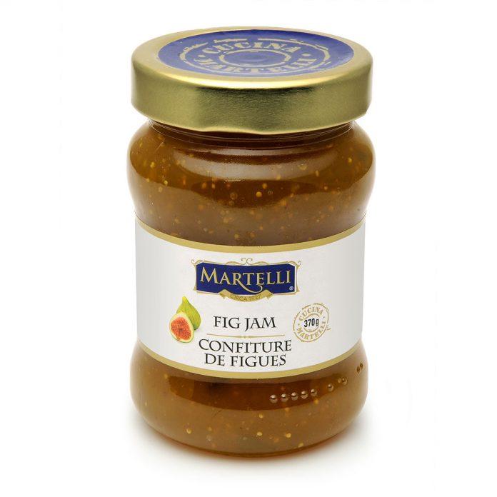 Martelli Fig Jam 370g