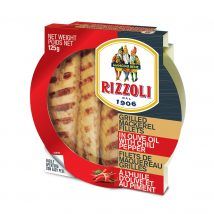 Rizzoli Grilled Spicy Mackerel Fillets in Olive Oil 125g RIZ81360